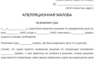 Ходатайство о выдаче копии решения арбитражного суда в 2020 году — на руки, образец, с отметкой