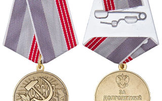 Медаль ветеран труда в 2020 году — россии, как получить, кто награждается