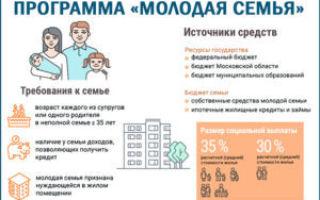 Программа молодая семья в башкортостане в 2020 году — условия, республике, для матерей-одиночек