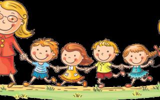 Компенсация за детский сад малоимущим семьям в 2020 году — список документов