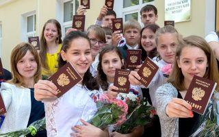 Правила получения паспорта в 2020 году — в 14 лет, в 45, сроки подачи документов