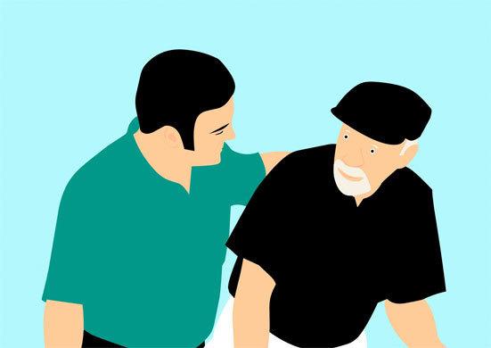Уход за гражданами старше 80 лет