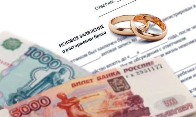 Исковое заявление на алименты без развода в 2020 году - образец, как подать в браке, о взыскании на ребенка