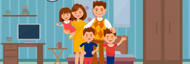 Налоговый вычет за ребенка в 2020 году - без отца, бланк заявления, инвалида, при покупке квартиры