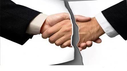 Исковое заявление о расторжении договора в 2020 году - купли-продажи, образец кредитного с банком
