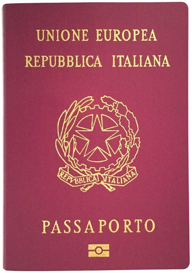 Миграция в Италию в 2020 году - России