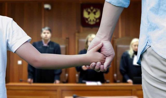 Исковое заявление о порядке общения с ребенком в 2020 году - образец, отца, определение, встречный