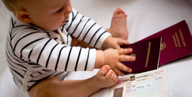 Гражданство по родителю в 2020 году - детей при изменении, получение, имеющему России