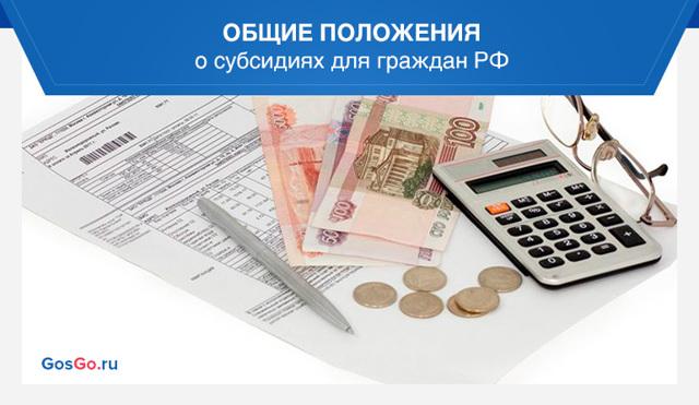 Субсидии через МФЦ в 2020 году - оформление на оплату ЖКХ, коммунальные услуги, справка с места работы образец