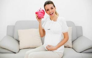 Как оплачивается больничный по беременности и родам в 2020 году - безработным, если декрет, пример, заполнение, образец