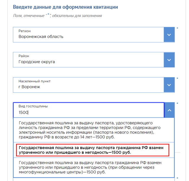 Что делать, если потерял паспорт РФ в 2020 году - в другом городе, куда обратиться, штраф
