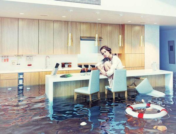 Что делать, если затопили соседей снизу в 2020 году - закон, по своей вине, сроки возмещения ущерба, скачать, образец